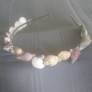 Tilly's Seashell Headband